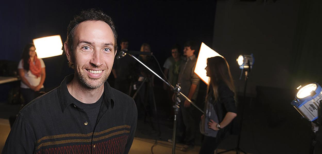 Professor Nick Corrao